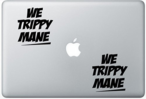 We Trippy Mane ArcDecals78602793 Set Of Two  , Decal , Stick