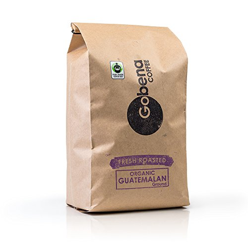 5 lb Fair Trade Organic Guatemalan Ground Coffee