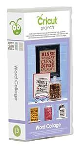 Cricut Word Collage Cartridge