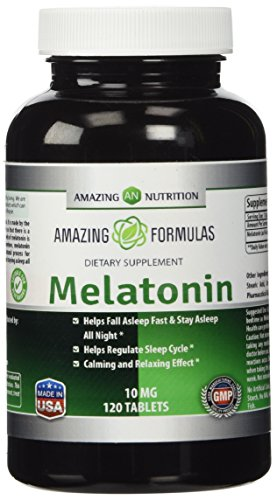 Amazing-Nutrition-Melatonin-for-Relaxation-and-Sleep-10-Mg-120-Tablets