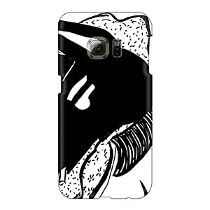 High Quality Hard Phone Covers For Samsung Galaxy S6 (zqk14055Ybbt) Allow Personal Design Beautiful Becoming The Archetype Band Image