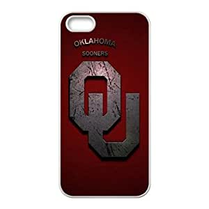 OKLAHOMA SOONERS Cell Phone Case for iPhone 5S