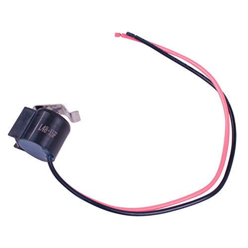 LONYE W10225581 Refrigerator Bimetal Defrost Thermostat for Whirlpool, Sears, Kenmore Refrigerator Replace WPW10225581, AP6017375, PS11750673, PS237680,2321799 (Defrost Package)