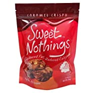 ChocoRite - High Protein Diet Bar | Sweet Nothings Caramel Crispy Clusters | Low Calorie, Low Fat, Sugar Free, (7/Bag)