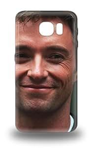 Durable Hugh Jackman Australia Male Hugh Michael Jackma X-Men Back 3D PC Case Cover For Galaxy S6 ( Custom Picture iPhone 6, iPhone 6 PLUS, iPhone 5, iPhone 5S, iPhone 5C, iPhone 4, iPhone 4S,Galaxy S6,Galaxy S5,Galaxy S4,Galaxy S3,Note 3,iPad Mini-Mini 2,iPad Air )