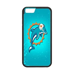 iphone6 4.7 inch Phone Case Black Dolphin WQ5RT7489931