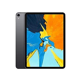 Apple iPad Pro 2018 (11-inch, Wi-Fi, 512GB) - Space Gray (Renewed)
