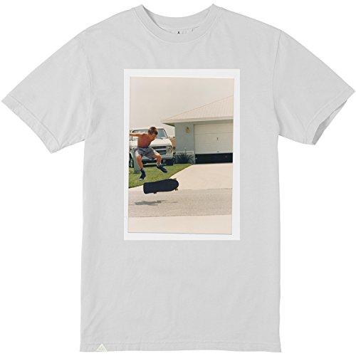 Tee Altamont (Altamont T-Shirt AR GROM TEE WHITE Size M)