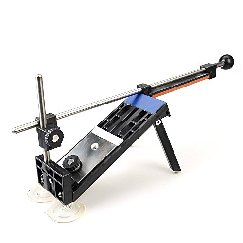 Preamer Professional Knife Sharpener System Fix-angle With 4 Stone Kitchen Sharpening (System Professional Sharpening)