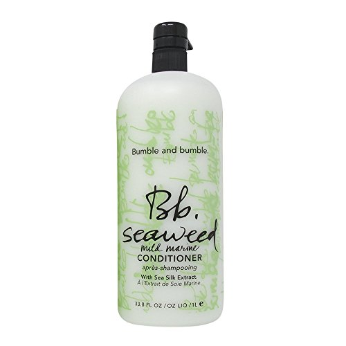 - Bumble and Bumble Conditioner, Seaweed, 33.8 fl oz (1 lt)