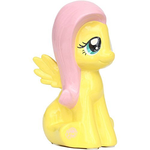 My Little Pony Fluttershy Figural Ceramic Piggy Bank