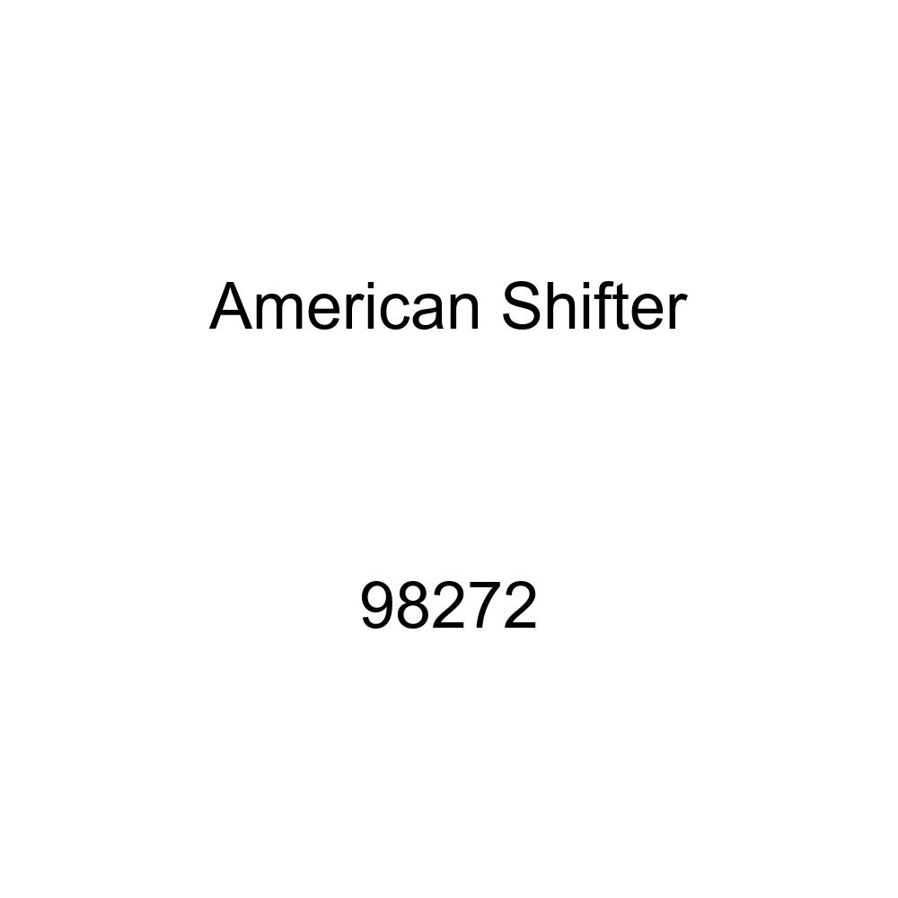 Orange Tattoo Star Thin American Shifter 98272 Red Shift Knob with M16 x 1.5 Insert