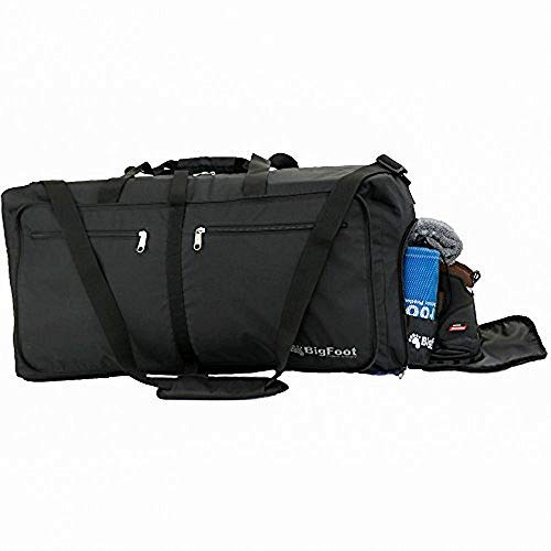 BigFoot Outdoor Mammoth Heavy Duty Equipment Foldable Cargo Duffel Bag (Bigfoot Systems)