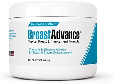 Bust Enlargement Enhancement Cream Natural Enhancer Augmentation-Breast Advance , 1 month supply - Fast Shipping