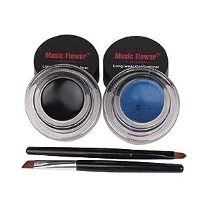eAmaze Gel Eyeliner (Black and Brown)