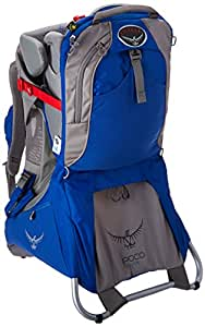 Osprey Packs Poco - Plus Child Carrier (2015 Model) (Bouncing Blue, One Size)