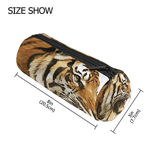 FAJRO Tiger Roar - Estuche para lápices, diseño de tigre ...
