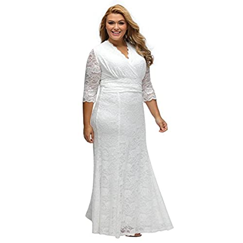 Plus size wedding dresses under 100 amazon junglespirit Images