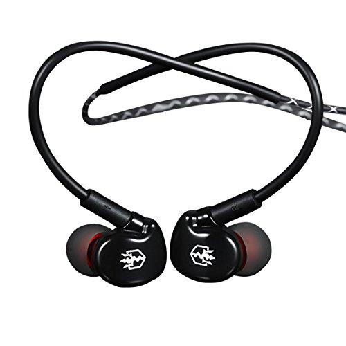 SOWAN S2 Over Ear In Ear Noise Isolating Sweatproof Sport ...