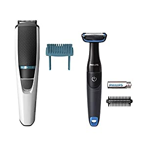 Philips Cordless Grooming Kit Trimmer Body Grooming