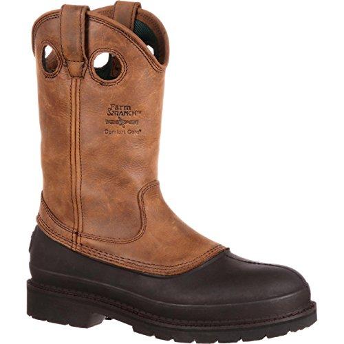 Georgia Boot Men's Mud Dog 12