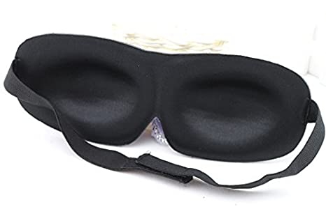Andyshi 3d Eyeguard ojos máscara con tapones para los oídos dormir en cualquier lugar: Amazon.es: Salud y cuidado personal