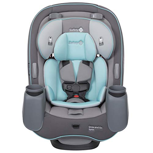 41SbmnHl30L - Safety 1st Grow And Go Sprint 3-in-1 Convertible Car Seat, Seafarer