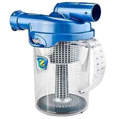 Zodiac Cyclonic Automatic Pool Vacuum Cleaner Leaf Catcher Canister Maintenance by Zodiac