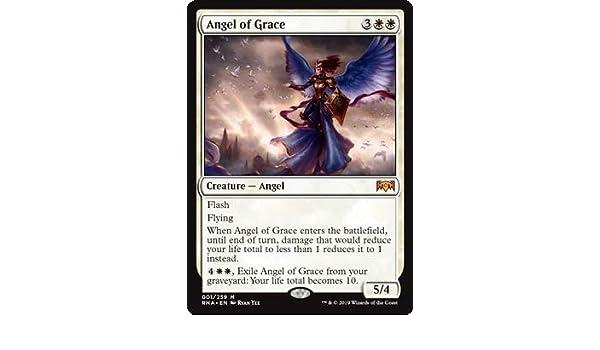 Ravnica Allegiance  MTG  1 Angel of Grace    Mythic