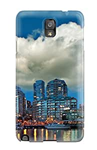 Premium Protection Granville Island Case Cover For Galaxy Note 3- Retail Packaging