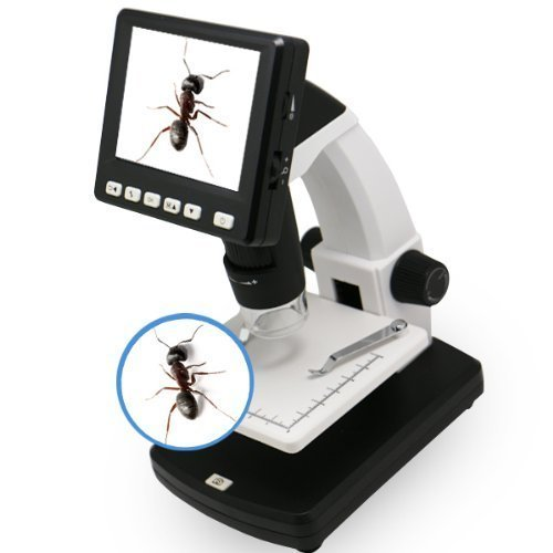 The Bestdeal 3.5 Inch Standalone 500x Magnification 5mp Reso