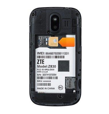 Amazon.com: ZTE Compel Z830 Att Unlocked Android 4.4.2 ...