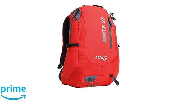 Altus Jerte 23 - Mochila, Unisex, Color Rojo, Talla única: Amazon.es: Deportes y aire libre