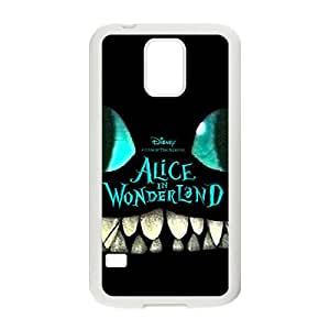 JIANADA Alice in Bomberland Cell Phone Case for Samsung Galaxy S5