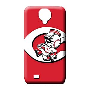 samsung galaxy s4 cover Perfect pictures mobile phone skins baseball cincinnati reds 3