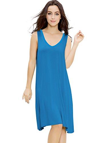 Modal Nightgown - 5