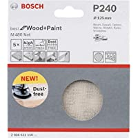 Disco Lixanet 125 mm, Bosch 2608621150-000, Bege, 26086211