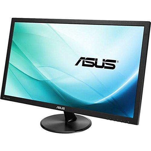 ASUS TeK 5年保証/法人向け液晶ディスプレ23.6型ワイド(16:9)VP247H(応答速度1ms/非光沢/1920x1080/HDMIDVI-DD-Sub/内蔵スピーカー) VP247H B07GTS4WSL