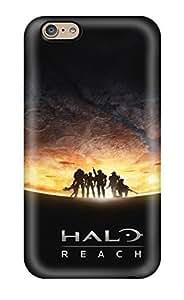 CaseyKBrown Premium Protective Hard Case For Iphone 6- Nice Design - Microsoft Halo Reach