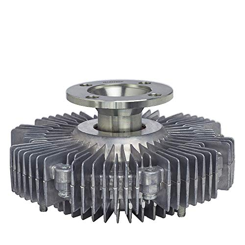 IRONTREE 2670 Engine Cooling Fan Clutch for Toyota Tacoma 4Runner T100 Acura SLX, 2.4L 2.7L 3.2L, OE Replacement 1621075060
