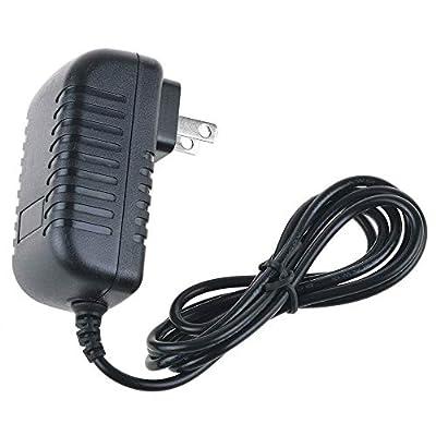 FitPow 6V AC/DC Adapter for D.C.6V Disney Frozen Quad 6 Volt Battery Powered Ride On Toddler ATV 4 Wheeler Kids Toy Wheels KT1197WM 6VDC Power Supply (w/Barrel Round Plug Tip.): Home Audio & Theater