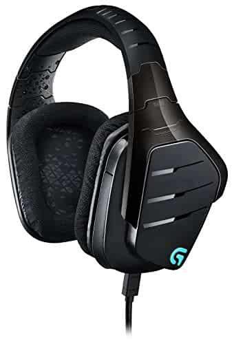 Amazon.com: Logitech Artemis Spectrum RGB 7.1 Surround Sound Gaming ...