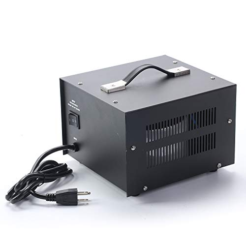 Power 3000W Voltage Converter Transformer Step Up/Down 110-220 Volt with Two 5V-USB Ports,Circuit Breaker Protection - CE Certified - AC-3000 by uyoyous (Image #7)