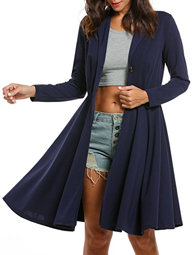 Buy navy dress and coat - 4