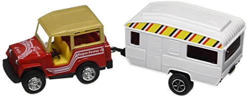 jeep and trailer toy - 7