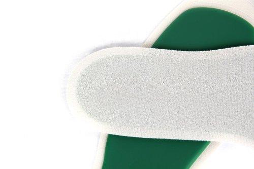 FreshGadgetz 1 Paio di Gel Massaggio Plantare, piena lunghezza, taglia unica, ridurre lo stress (Piccolo)