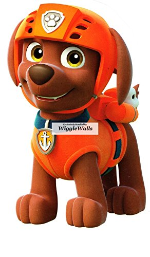 Amazon.com: 6 Inch Rubble Paw Patrol Pup Wall Decal