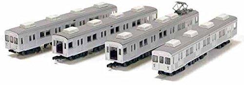 [Limited] Eisenbahn Sammlung Tokyu 8000 Basic 4-Car Set [Tokyu 8000 Gruppen]