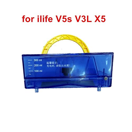 HBK Vacuum Cleaner Water Tank Replacement for ilife V5s V3L X5 Robot Vacuum Cleaner Parts ilife Parts
