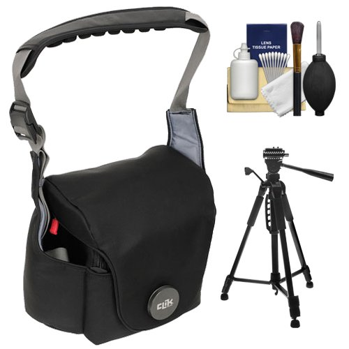 clik-elite-magnesian-10-digital-slr-camera-case-small-black-diamond-with-tripod-kit